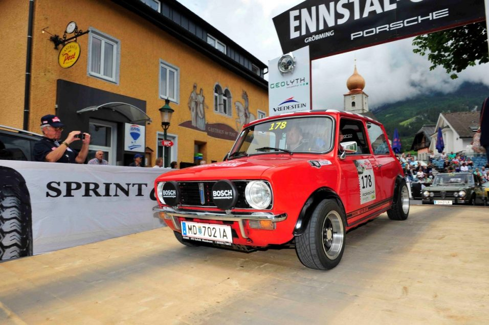 Foto: Ennstal-Classic/Peter Meierhofer