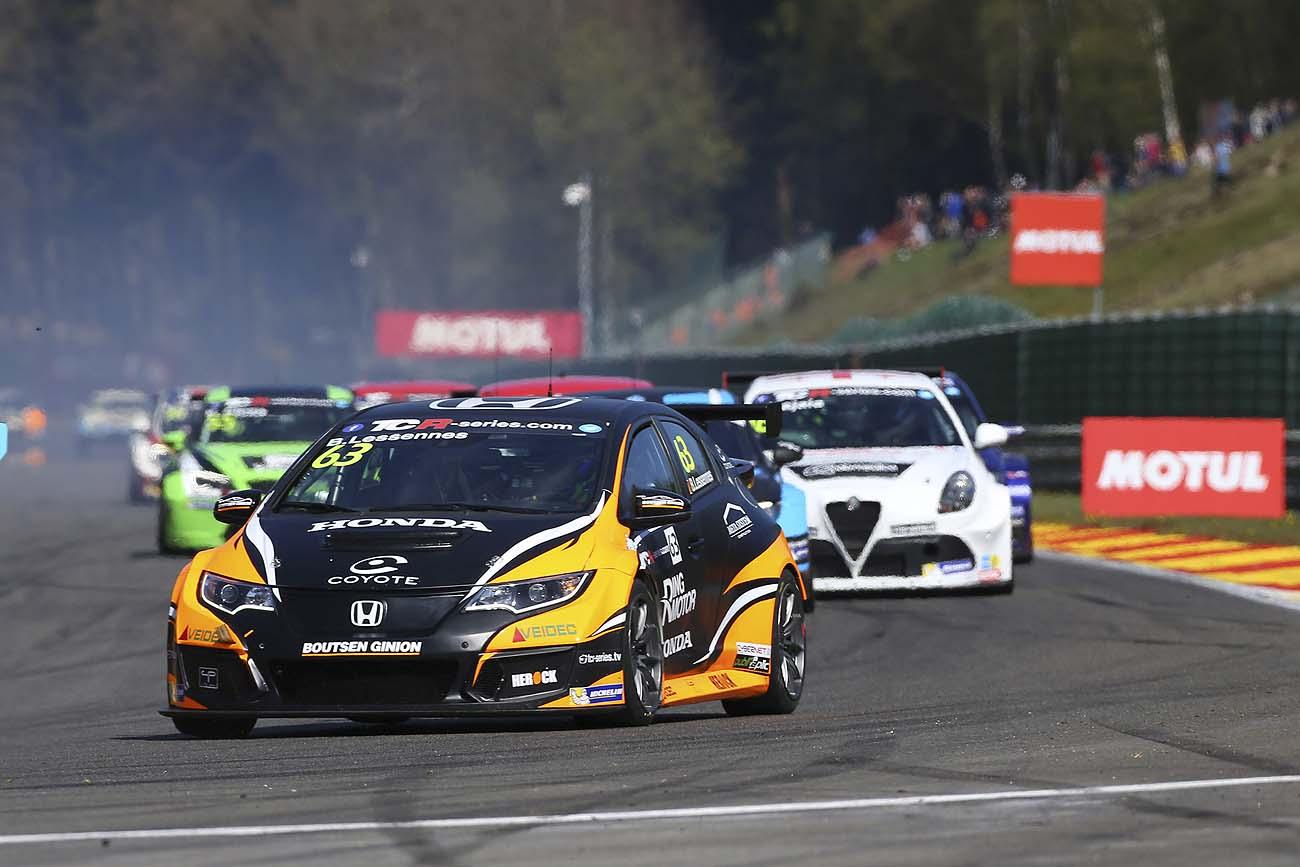 Foto: TCR International Series