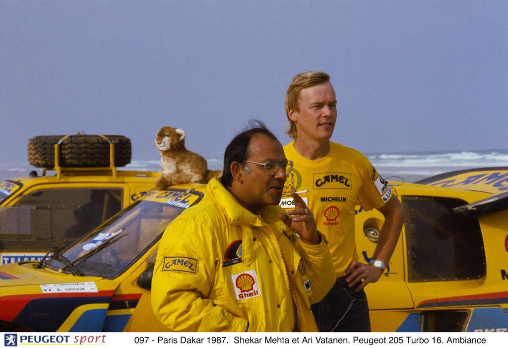 Erster Dakar-Sieg