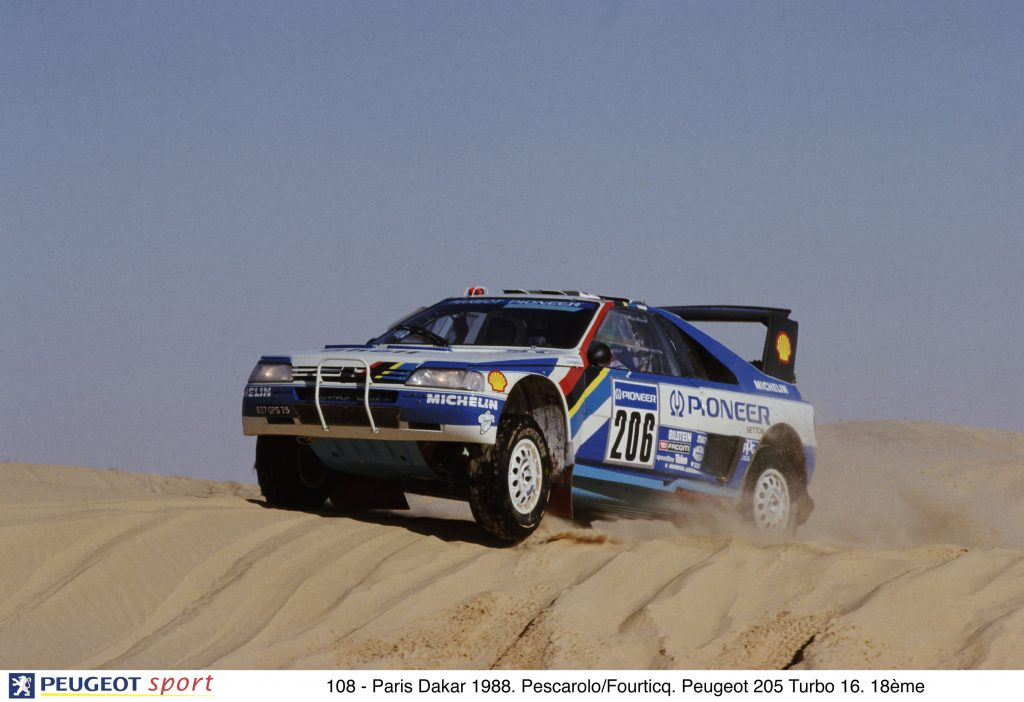Größte Dakar aller Zeiten